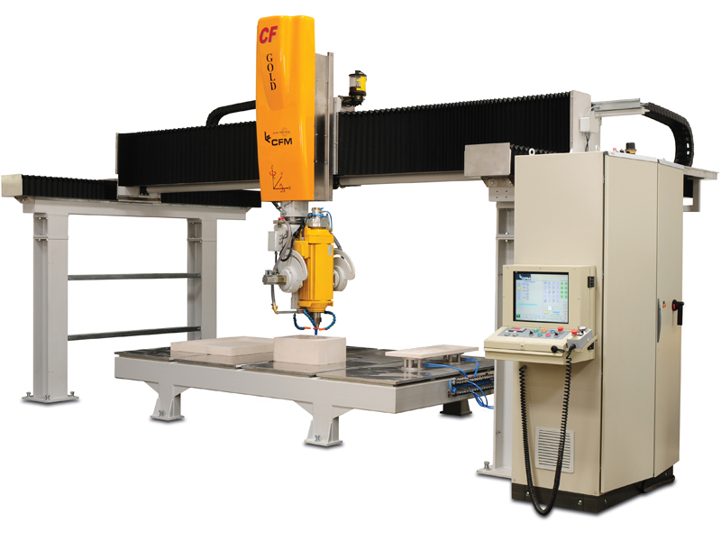 CONSTRUAL CF GOLD CNC BRIDGE SAW