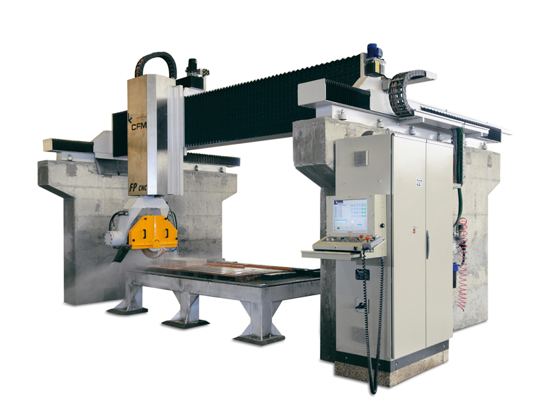 CONSTRUAL FP 1100 CNC BRIDGE SAW