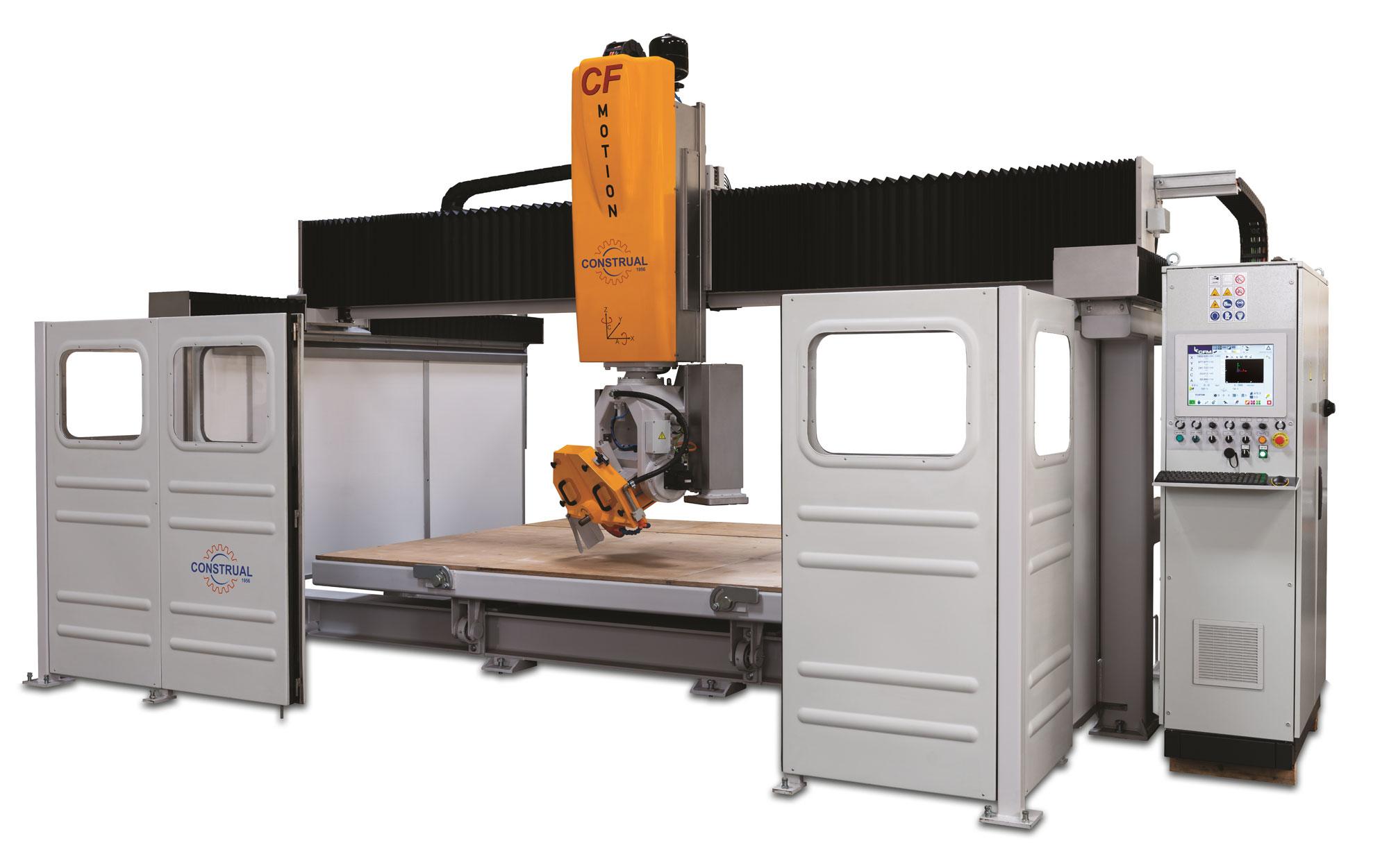 CF Motion Feist Machine Service